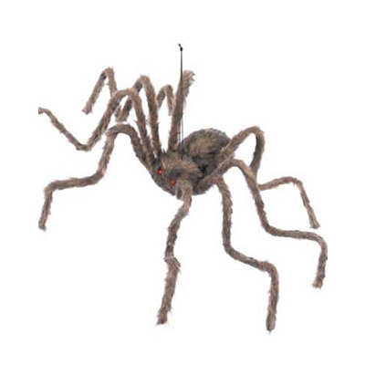 50'' Hairy Spider Decoration