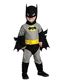 Toddler Batman Costume - DC Comics