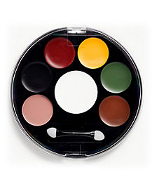 7 Color Makeup Palette