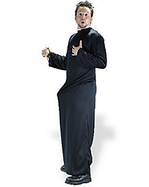 Happy Priest Adult Mens Costume