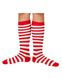 Rag Doll Stripe Stockings