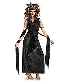 Adult Medusa Costume - Deluxe