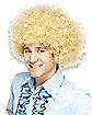Afro Blonde Wig