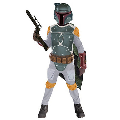 Star Wars Boba Fett Deluxe Child Costume