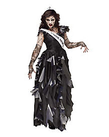 Zombie Prom Queen Adult Womens Costume