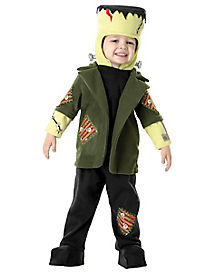Toddler Lil' Frankie Costume - Universal Monsters