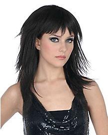 Playful Brunette Wig