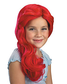 Disney Little Mermaid Ariel Child Wig