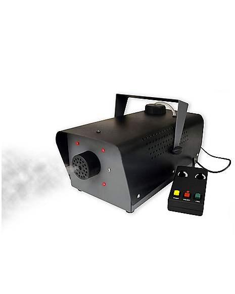 fog machine with timer
