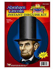 Heroes in History Abraham Lincoln Create A Costume