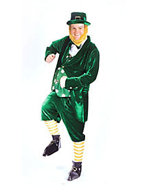 Adult Leprechaun Costume- Deluxe