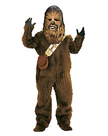 Star Wars Chewbacca Theatrical Adult Costume
