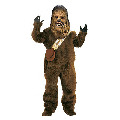 Star Wars Chewbacca Deluxe Adult Costume