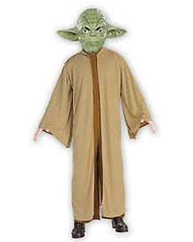 Adult Yoda Costume - Star Wars