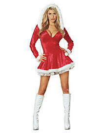 Adult Sleigh Belle Costume