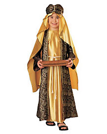 Kids Melchior Wiseman Costume