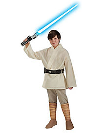 Kids Luke Skywalker Costume Deluxe - Star Wars