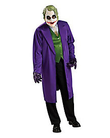 The Joker Adult Plus Size Costume