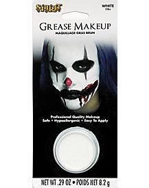 White Grease Makeup