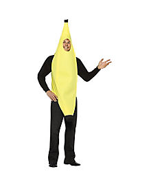 Adult Yellow Banana Costume