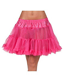 Hot Pink Petticoat