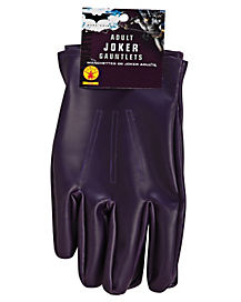 Batman The Dark Knight Adult Joker Gloves