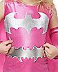 Kids Pink Batgirl Costume - DC Comics