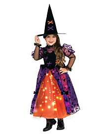 Kids Twinkle Witch Costume