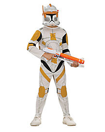 Star Wars Clone Trooper Commander Cody Child Costume