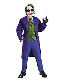 Kids Joker Costume Deluxe- Batman