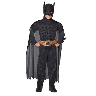 Batman The Dark Knight Muscle Chest Child Costume