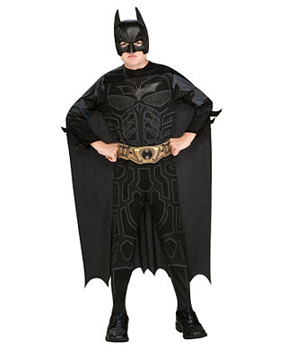 Click Here to buy Batman Dark Knight Boys Costume from Spirit Halloween