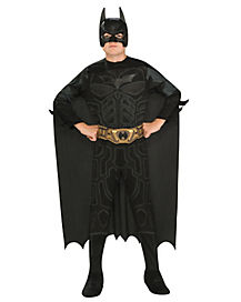 Tween Batman Costume - Batman Dark Knight