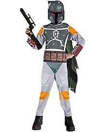 Kids Boba Fett Costume - Star Wars