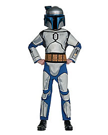 Kids Jango Fett Costume - Star Wars