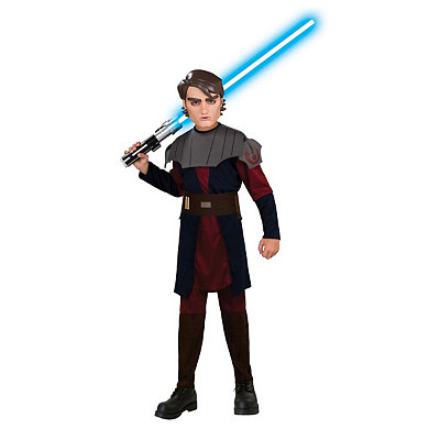Star Wars Clone Wars Anakin Skywalker Child Costume