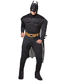 Batman The Dark Knight Muscle Chest Adult Costume