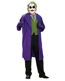 Adult The Joker Costume - Batman the Dark Knight
