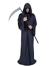 Adult Grey Reaper Costume