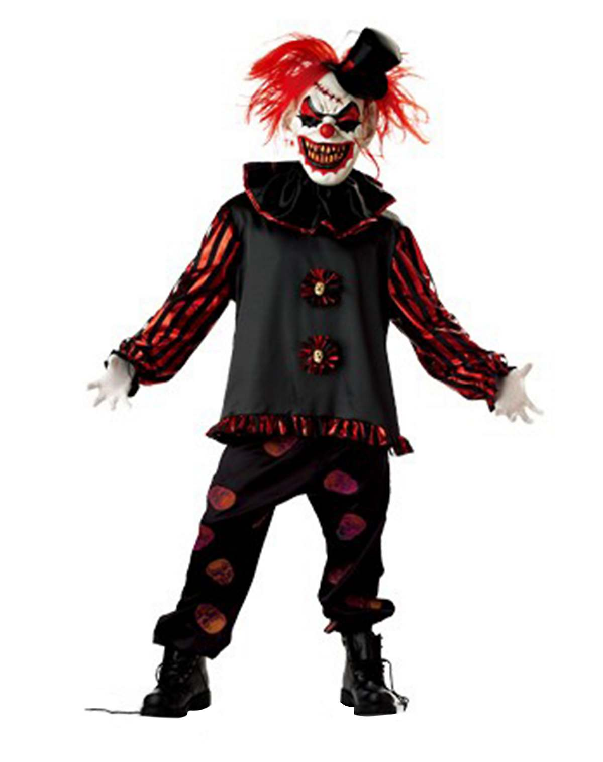 kids Carver the clown costume