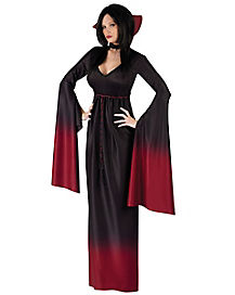 Adult Blood Vampiress Costume
