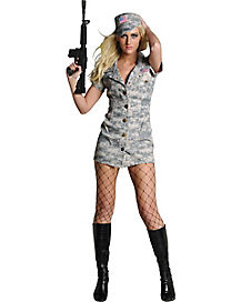 Desert Dolly Adult Womens Costume