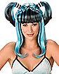 Amy Brown Gargoyle Ponytail Adult Wig