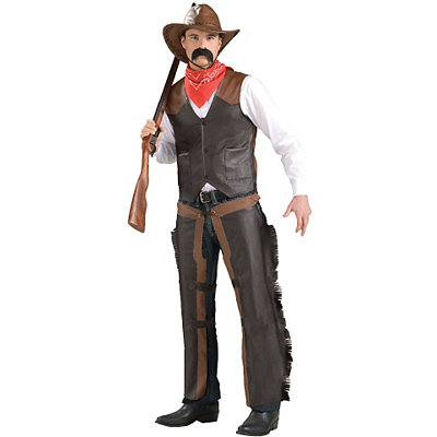 VictorianMen8217sClothing Cowboy Chaps $19.99 AT vintagedancer.com