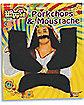 Hippie Porkchop Sideburns & Moustache