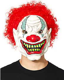 Foamy the Clown Mask