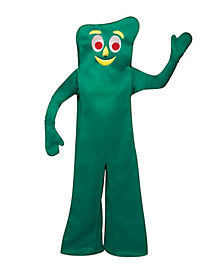 Adult Gumby Costume - Gumby