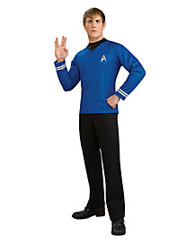 Adult Spock Costume Deluxe - Star Trek