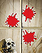 Blood Splat Window Clings - Decorations