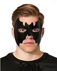 Black Bat Half Mask